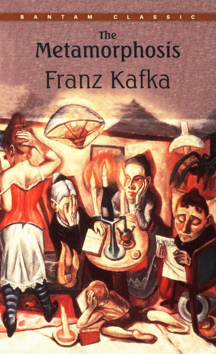 essay on franz kafka s metamorphosis