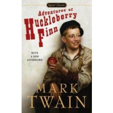 Adventures of Hucklebery Finn by Mark Twain