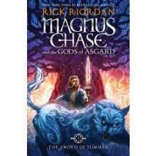 Magnus Chase and the Gods of Asgard, Book 1: The Sword of Summ