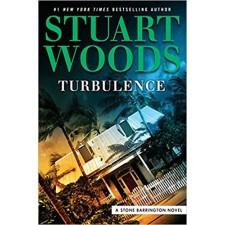 Turbulence by Stuart Woods (A Stone Barrington Novel)